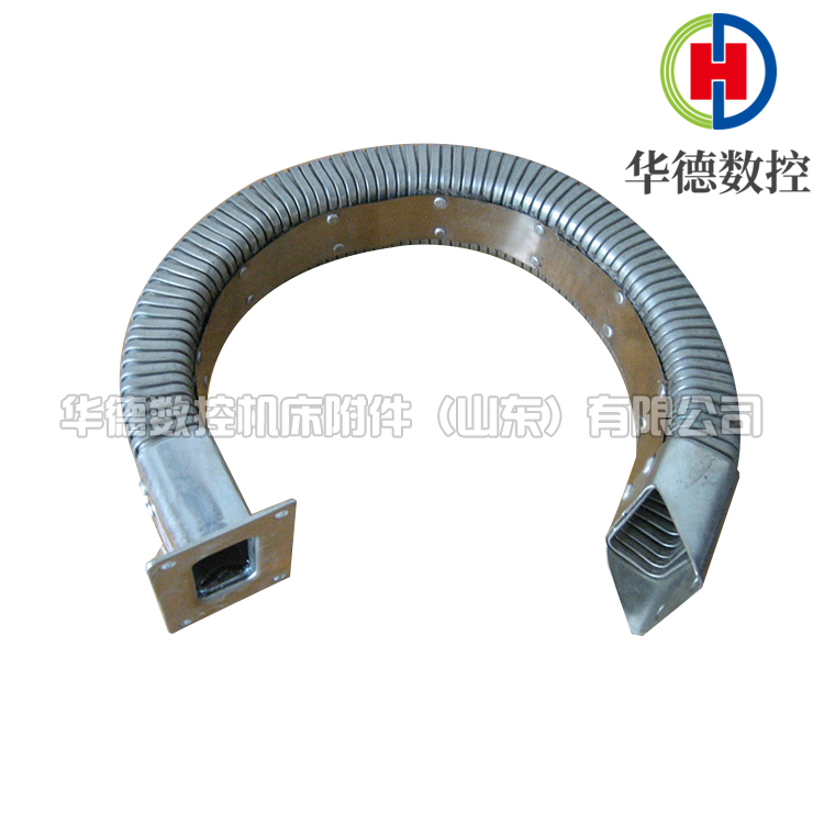 金属波纹穿线软管