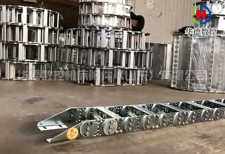 钢制拖链厂家